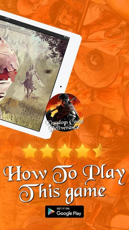 kingdom come deliverance game guide book