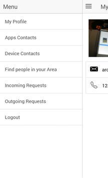 Contact Connect apk screenshot
