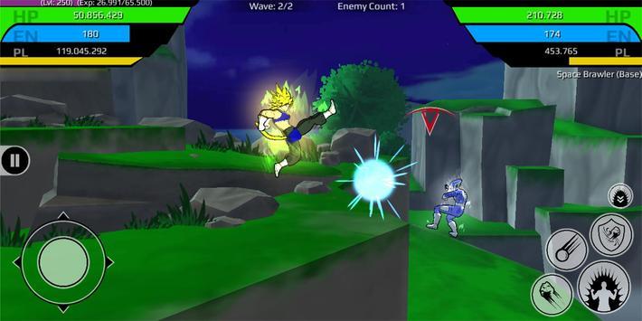 The Final Power Level Warrior screenshot 6