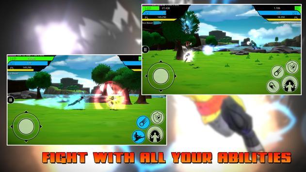The Final Power Level Warrior screenshot 9