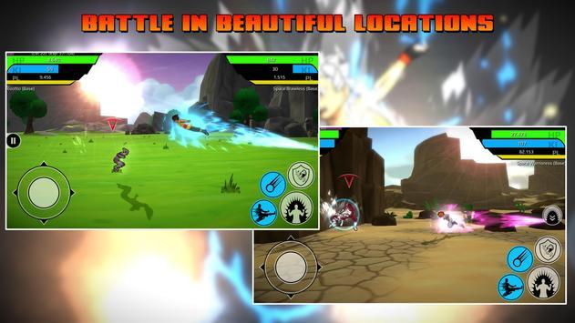 The Final Power Level Warrior screenshot 11