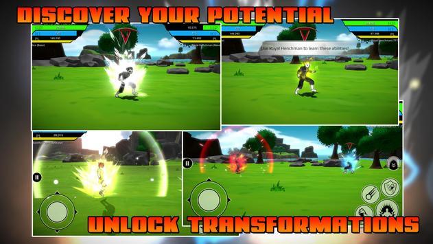 The Final Power Level Warrior screenshot 17
