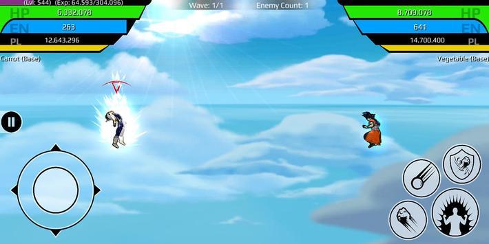 The Final Power Level Warrior screenshot 2