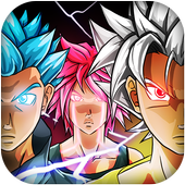 Power Level Warrior 2 icon