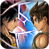 Power Level Warrior icon