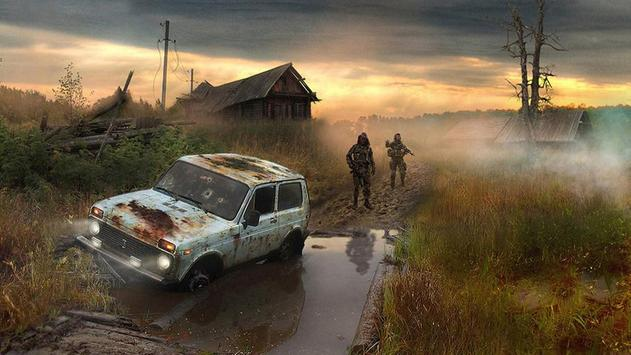 Чернобыль Обои screenshot 1