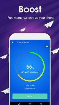 Security Antivirus - Phone Protect Master screenshot 2