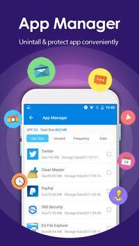 Security Antivirus - Phone Protect Master screenshot 5
