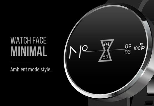 Momento - Watch Face Minimalism apk screenshot
