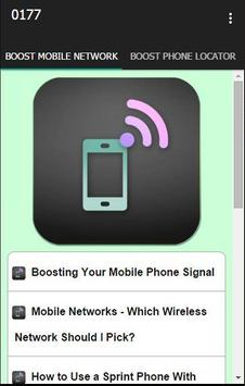 Boost Mobile Network poster