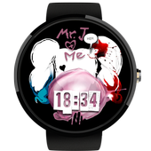 Mad Love - Comics Watch Face icon