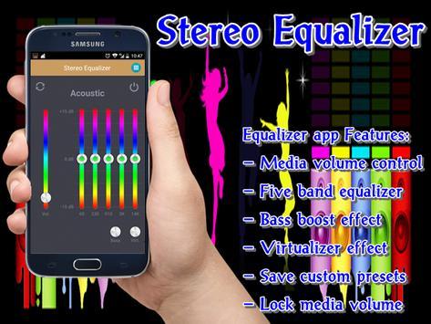 Stereo Equalizer apk screenshot