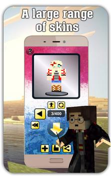 Authenticgames Skin For MINECRAFT PE For Android APK Download - Skin para minecraft pe do authenticgames