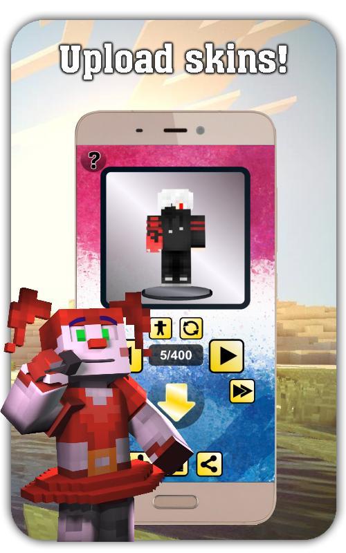 Kaneki Skin For MCPE For Android APK Download - Skins para minecraft pe de kaneki