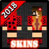LADYBUG Skin for MINECRAFT PE icon