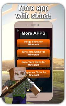 LADYBUG Skin for MINECRAFT PE screenshot 5