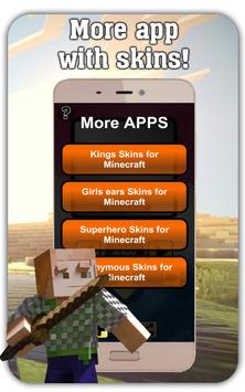 LADYBUG Skin for MINECRAFT PE screenshot 11