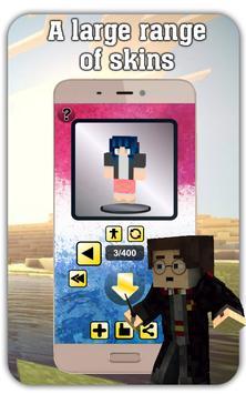 LADYBUG Skin for MINECRAFT PE screenshot 2