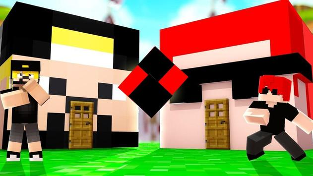Luccas Neto Skin for MCPE poster