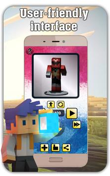 Skin Power Ranger for Minecraft PE screenshot 12