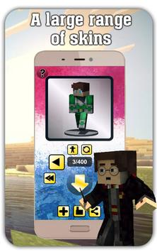 Skin Power Ranger for Minecraft PE screenshot 13