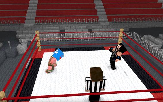 Skin WWE For MINECRAFT PE screenshot 10