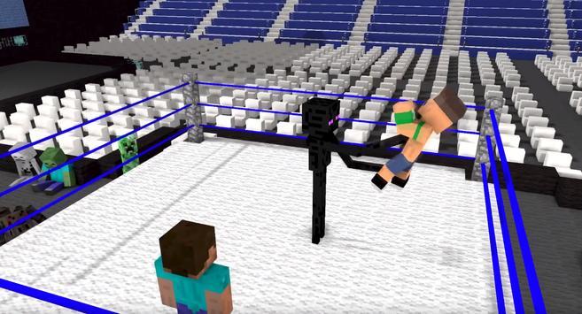 Skin WWE For MINECRAFT PE screenshot 1