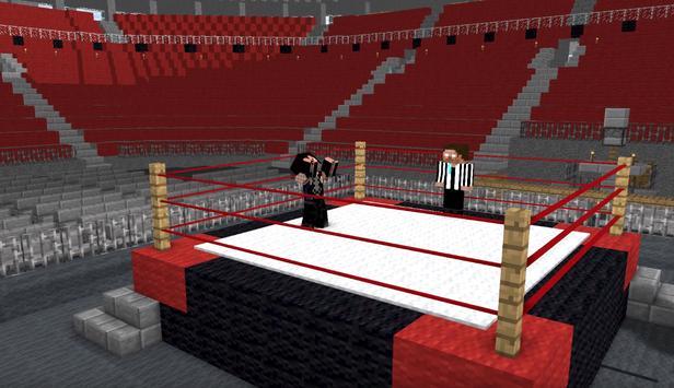 Skin WWE For MINECRAFT PE screenshot 8
