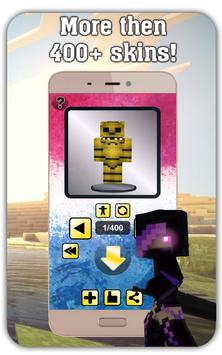 Five Nights At Freddys Skins For Minecraft Pe For Android APK Download - Skins para minecraft pe five nights at freddys