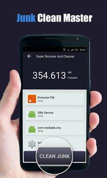 Super Booster & Cleaner: App Clean & Boost Mobile for Android - APK