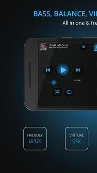 Volume Booster Equalizer apk screenshot