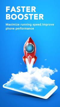 Boost Master-Phone Cleaner & Speed Booster poster