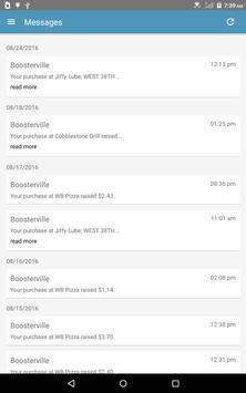 Boosterville® Booster screenshot 1