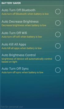 Control Maker Cleaner Memory screenshot 2