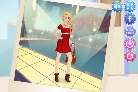 Stella's Dress-Up Fashion Show apk screenshot