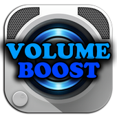 Boost Speaker Volume icon