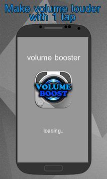 Boost Speaker Volume poster