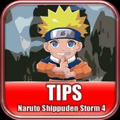 Tips Naruto Shippuden Storm 4 Ultimate Ninja Lego icon