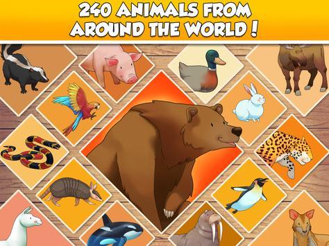 Fun Puzzle:  World Animals screenshot 11