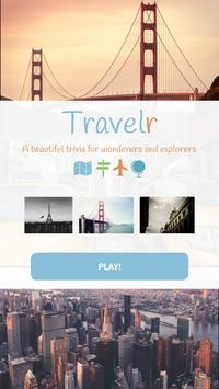 Travelr Trivia poster
