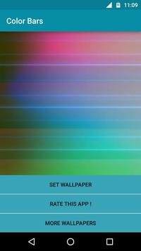 Colorful Bars Video LWP poster