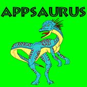 Appsaurus app de dinosaurios icon