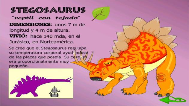 Appsaurus app de dinosaurios apk screenshot