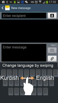 Advanced Kurdish Keyboard screenshot 4