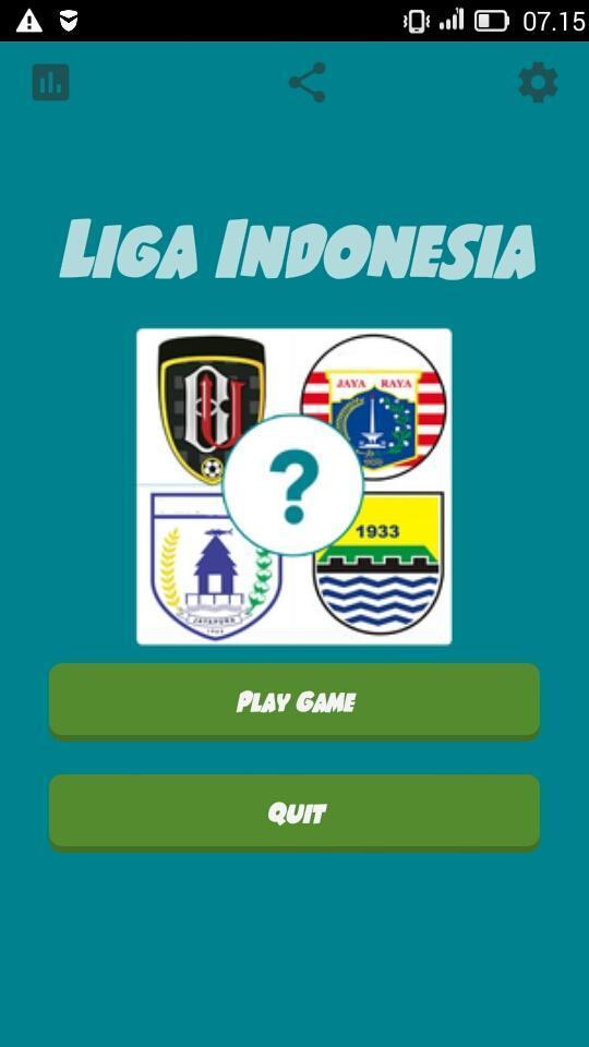 Kuis Tebak Gambar Logo Sepak Bola Indonesia For Android Apk Download
