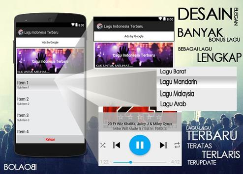 Lagu Pop Galau Indonesia screenshot 1