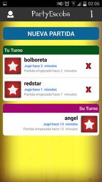 Party Escoba apk screenshot