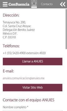 Boletín Confluencia apk screenshot