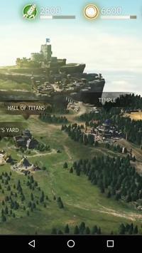 Tip Dawn of Titans apk screenshot