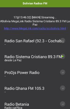 Bolivian Radios FM apk screenshot